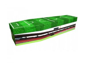 Cardboard coffin - Football 1 - 3756