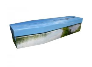 Cardboard coffin - Freshwater Fly Fishing - 3882