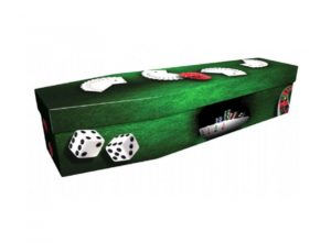 Cardboard coffin - Gambling - 3755