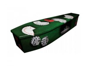 Wooden coffin - Gambling - 4085