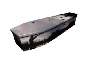 Wooden coffin - Shooting - 4117