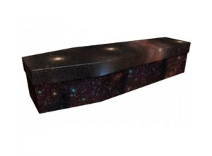 Cardboard coffin - Cosmic - 3634
