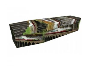 Cardboard coffin - Flying Scotsman - 3939