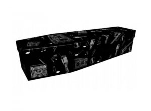 Cardboard coffin - Hip Hop - 3660
