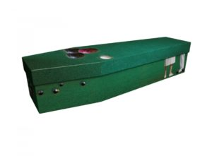 Cardboard coffin - Indoor Bowls - 3839