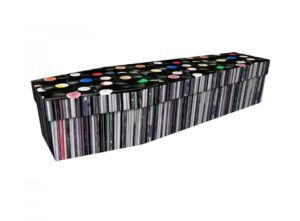 Cardboard coffin - Vinyl Record Collection - 3598