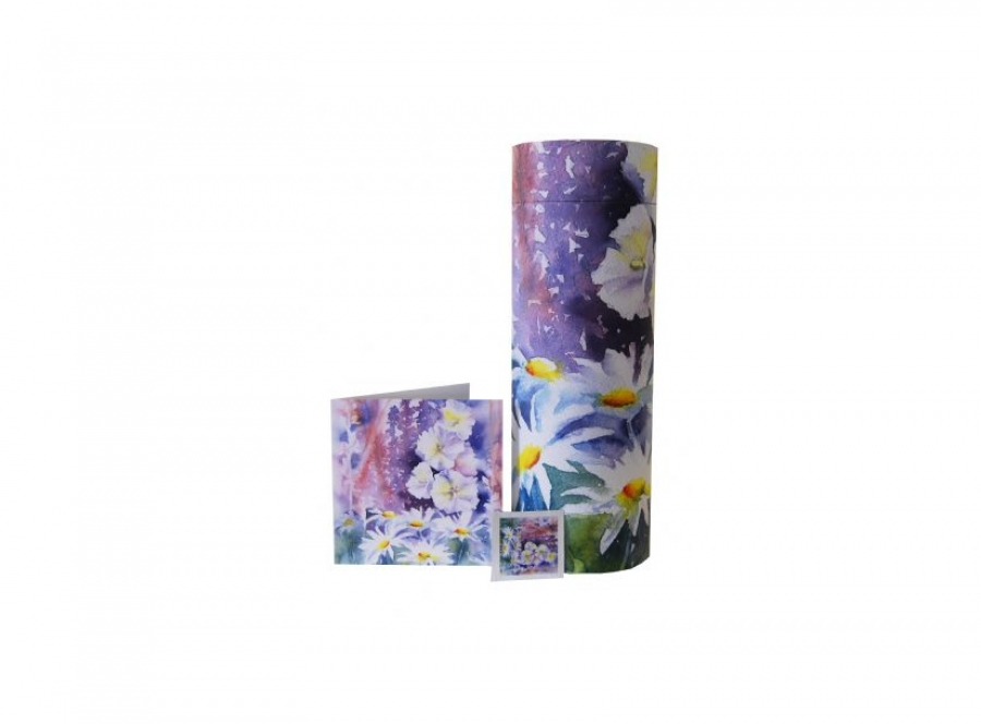 Scatter tube and Wildflower seeds - 9011