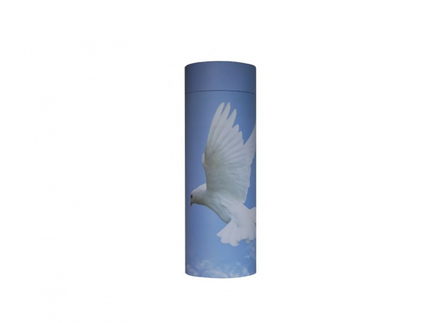 Scatter tube - Dove - 9004