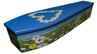 Wooden Pictorial Coffins