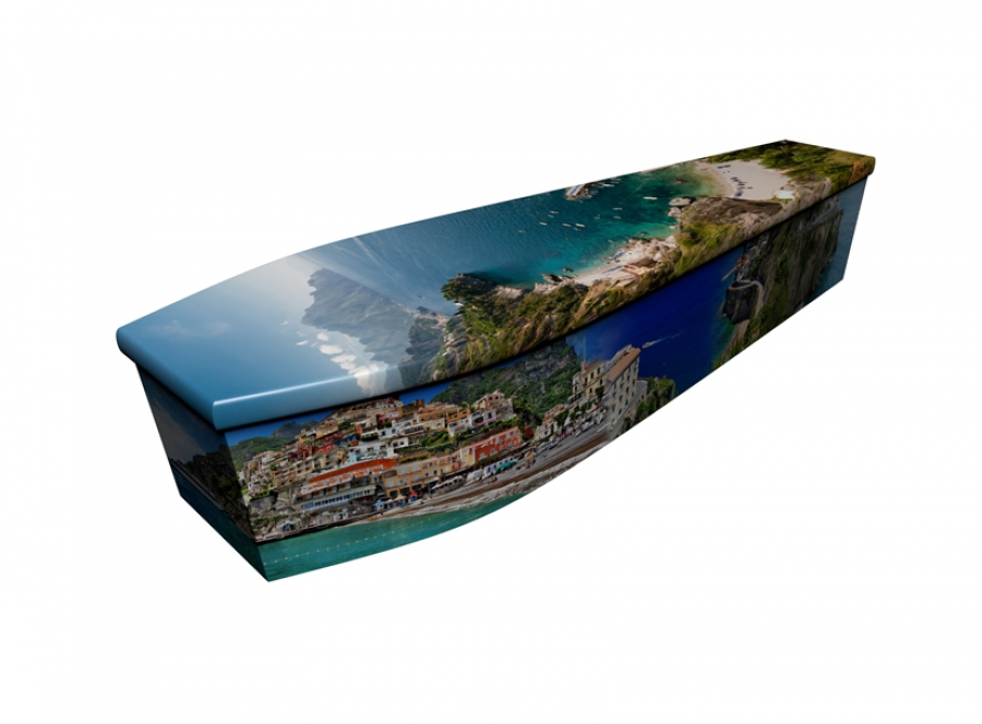 Wooden coffin - Almalfi Coast - 4155