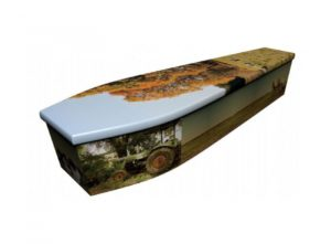 Wooden coffin - Farming - 4082