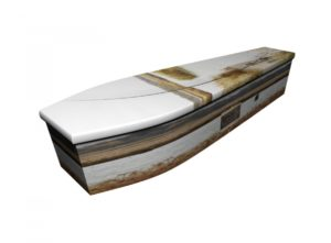 Wooden coffin - Fly Fishing - 4181