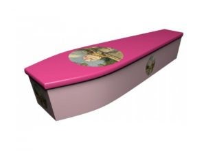 Wooden coffin - Humpty Dumpty - 4090