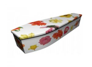 Wooden coffin - Spring - 4120