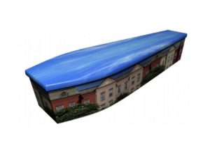 Wooden coffin - Terrace Houses - 4129
