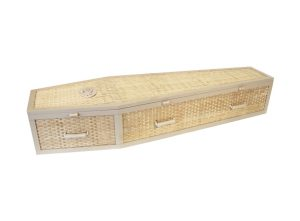 Hand Crafted Wicker Coffins & Caskets - Greenfield Coffins